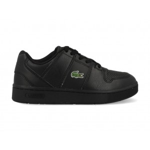 LACOSTE INFANTS THRILL 0120 TRAINER BLACK