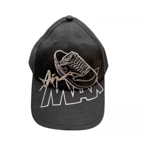 NIKE ADULTS RETRO AIR MAX CAP BLACK