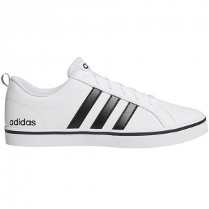 ADIDAS MENS VS PACE TRAINER WHITE
