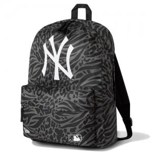 NEW ERA NEW YORK YANKEES STADIUM BACKPACK BLACK