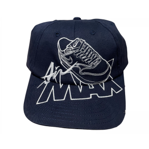 NIKE ADULTS RETRO AIR MAX CAP NAVY