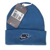 NIKE CHIDREN'S BEANIE HAT BLUE